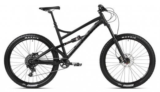 Dartmoor Blackbird 27.5 kolo  plus  KS teleskopická sedlovka Black