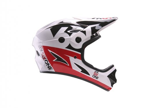 661 Comp II helma Red/Black - (sixsixone)