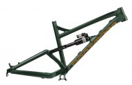 Dartmoor Blackbird 27.5 rám Scout Green (RS Mon...