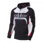 Alpinestars SESSION  fleece mikina Black