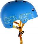 7IDP - SEVEN (BY ROYAL) HELMA M3 DIRT LID BLUE/YELLOW
