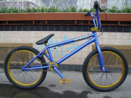 Sunday BMX EX Gary Young blue kolo