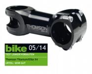 "A-Head predstavec Thomson Elite X4 cerná 1.5""x 0° x 75mm x 31,8mm uchyc.rid."
