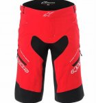 Alpinestars Drop 2 Shorts Red Black