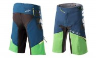 Alpinestars Drop PRO Shorts  Poseidon Blue Summ...