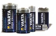baterie VARTA Block High Energy LR 61
