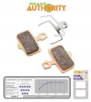Brake Authority Burly - Avid Elixir, DB, Sram L...