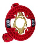 e13 SRS plus  NEW single ring RED/GOLD  - 32-36...