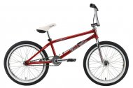 Haro Dave Mirra Tribute 21 - Red / Chrom - jen ...
