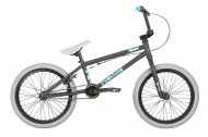 Haro Downtown 18 Junior Matt Black (XIX Blue Wh...