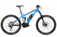 Haro Shift Plus I/O 7 e-bike 27,5 plus  VIVID B...