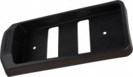 Kryt osvetlení levý pro XLC zadní nosic kol Azura Xtra