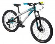 "NS Bikes Clash Jr. (24"") XV - silver/black..."