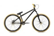 NS Bikes Metropolis 3 Black / Gold