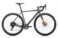 NS Bikes RAG plus  - gravel bike - Black/Grey/O...
