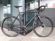 NS Bikes RAG plus  LTD - gravel bike - Black/Bl...