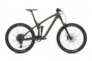 NS Bikes Snabb CARBON 160 - enduro (27,5) - army
