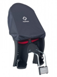 Ochrana proti dešti Hamax šedá, chrání sedacku Hamax