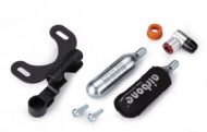 Patrony pumpicky Co² Airbone ZT-850 31mm, vc. 2x 16g patrona a držák