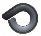 Prední ochrana retezu E-Bike Horn Catena 2014,15-20 zubu,cerná p. Bosch pohon