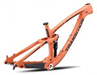 Rám Transition Smuggler Carbon (Outlaw Orange) ...