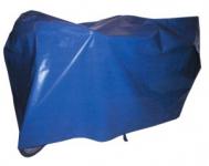 skládací plachta na kolo 180 x 100 cm, modrá
