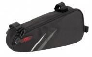 Taška na rám Ohio Active Serie cerná,  27x12x5cm, cca 160g