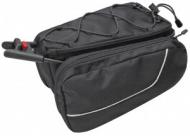 Taška pod sedlo Contour Sport cerná,7 l, Contour-adaptér, KLICKfix