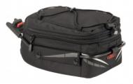 Taška pod sedlo Ontario Active Serie cerná,  31x15x16cm, cca 485 0g