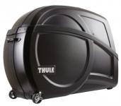 Transportní kufr na kolo ThuleRoundElite Pack 'n Pedal cerná,pro upevnení na kolo