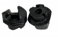 Upevnovací háky Thule pro 10mm vzpery Pack 'n Pedal