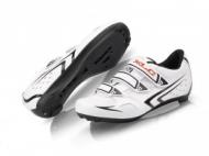 XLC Road-obuv CB-R04 vel. 38 bílá