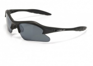 XLC slunecní brýle 'Sychellen' SG-C01 obroucka matná cerná,kour.zabarvená