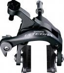 Závod.brzda Shimano Ultegra BR 6800 Prední kolo, bez pácky, 49mm,antracitová